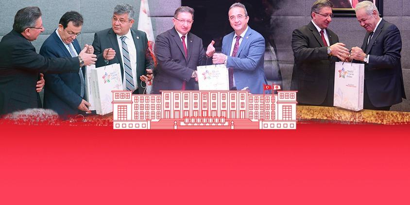 Odamızdan Türkiye Büyük Millet Meclisi Ziyareti