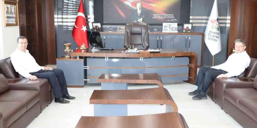 Aydın Milletvekili İle Yapılan Toplantı