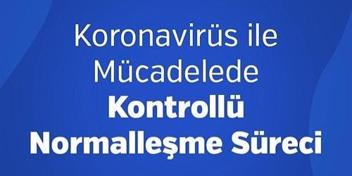 Koronavirüs ile Mücadelede Kontrollü Normalleşme Süreci