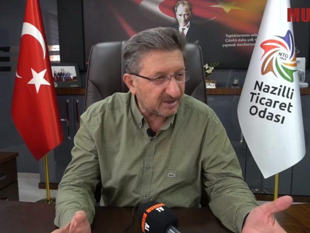 Yönetim Kurulu Başkanı Nuri Arslan Muhabir TV'ye Açıklamalarda Bulundu