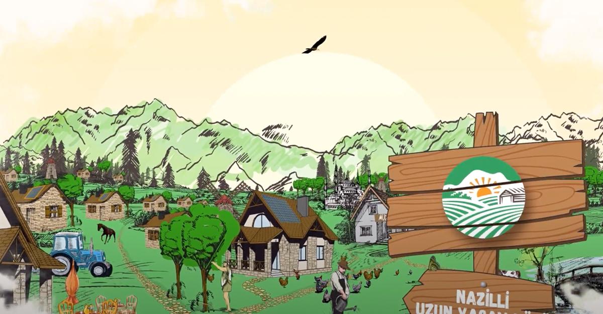 Nazilli Uzun Yaşam Köyü Fizibilitesi