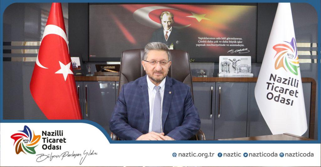 Yönetim Kurulu Başkanı Nuri ARSLAN Öğrencilere Başarılar Diledi.