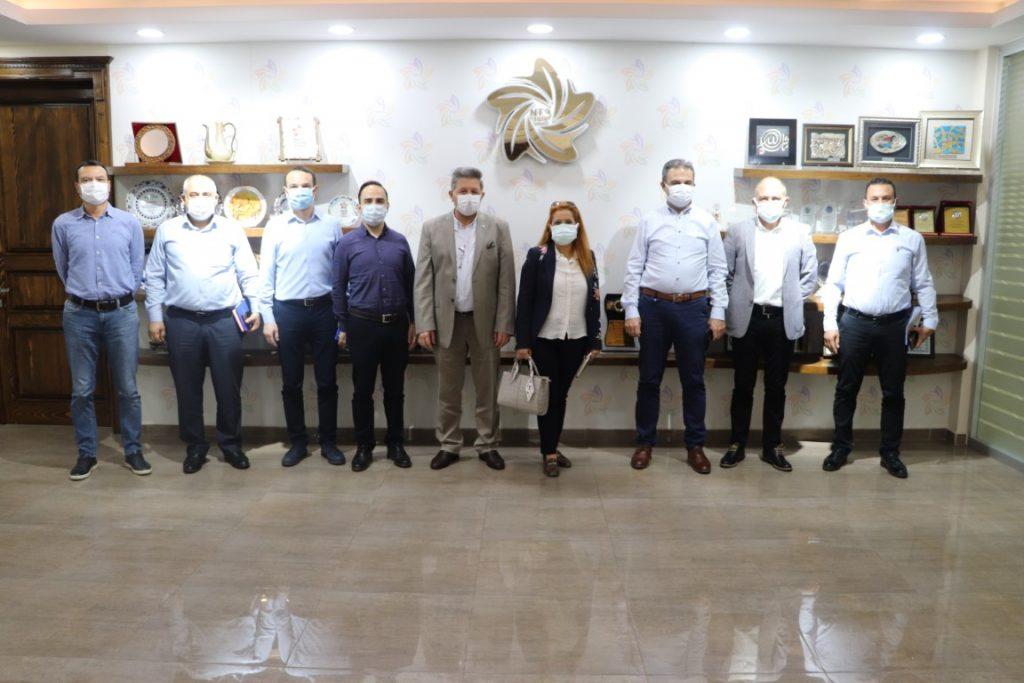 Nefes Kredisi Sektör Toplantısı Nazilli Ticaret Odasında Yapıldı