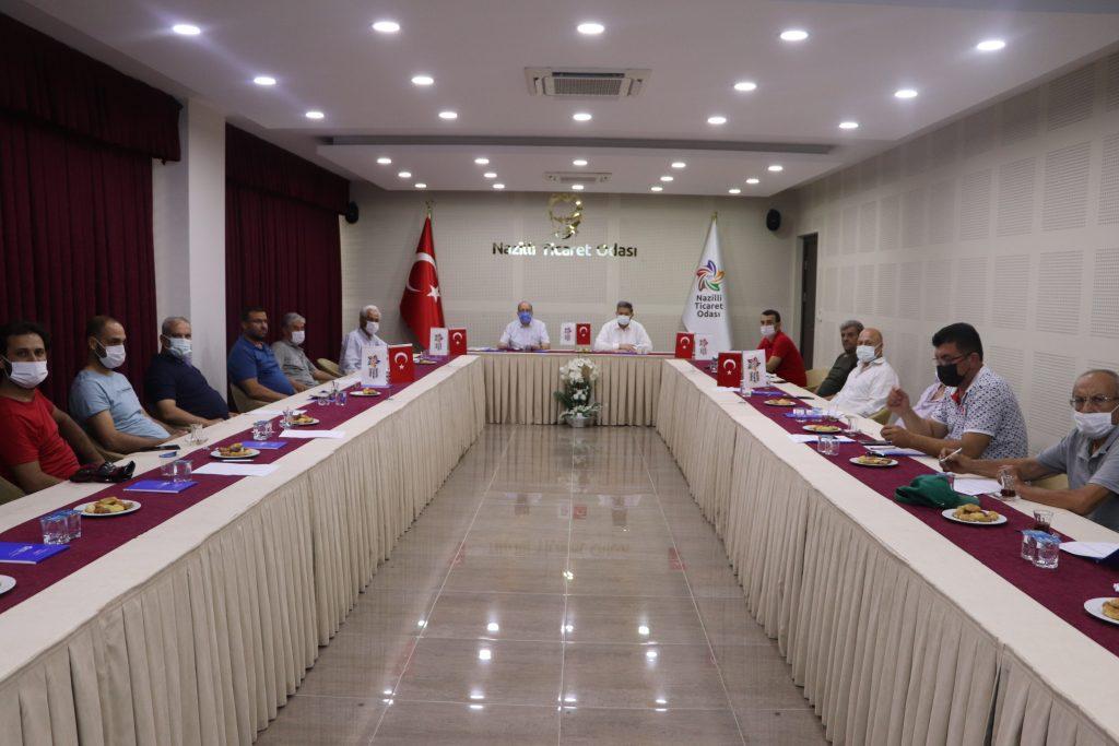 Ekmek Üreticileri İle Fırın İşletmecilerinin Katıldığı Toplantıda Güçbirliği Kararı Çıktı